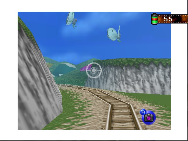 Pokemon Snap -  - User Screenshot